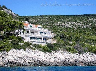 Leiligheter Punta III 34503, Prižba, Korčula, Dubrovnik-regionen
