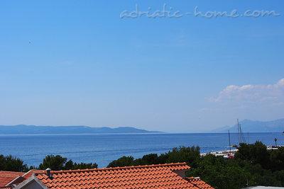 Leiligheter A5 35582, Tučepi, , Split-Dalmatia regionen