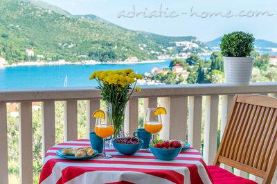 Ferienwohnungen Bellevue Apartment-Zaton Bay-Dubrovnik 35791, Zaton (Dubrovnik), , Dubrovnik Region