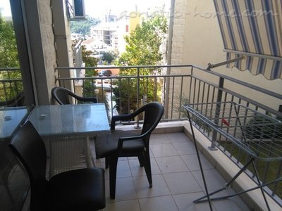 Apartmaji Petrovac 3 36246, Petrovac, , Priobalni dio (Crna Gora)