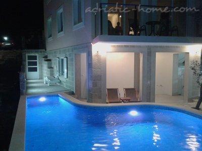 Apartamente Vila Odiva I 36423, Zanjice, Luštica, Priobalni dio (Crna Gora)
