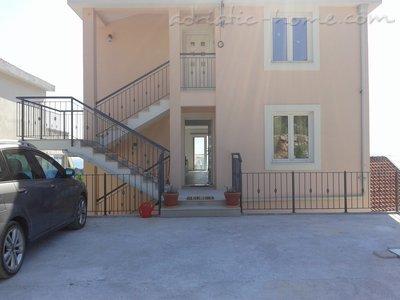 Apartamente Vila Odiva III 36424, Zanjice, Luštica, Priobalni dio (Crna Gora)