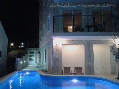 Апартаменти Vila Odiva  II 36430, Zanjice, Luštica, Priobalni dio (Crna Gora)
