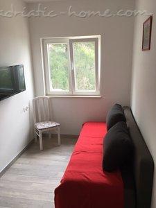 Апартаменти Matuško III 36500, Saplunara, Mljet, Дубровник-Неретва