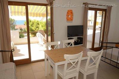 """Monolocale Holiday Pag """"D"""" 36907, Povljana, Pag, Regione di Zadar"""
