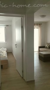 Апартаменти Lubarda Apartmani - Apartman br.1 36923, Bijela, Herceg Novi, Priobalni dio (Crna Gora)