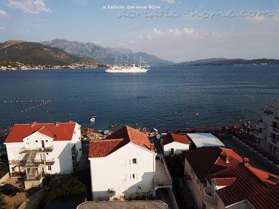 """Apartamente Lubarda Apartmani """"Blue Sky"""" 36934, Bijela, Herceg Novi, Priobalni dio (Crna Gora)"""