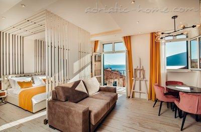 Apartamentos Master 5 Apartments 37203, Center, Herceg Novi, Priobalni dio (Crna Gora)