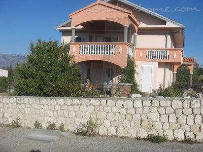 Apartmány Jović 37215, Ražanac, , Zadarský kraj