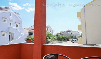 Leiligheter Stella Maris 2+2 Sea View 37545, Vodice, , Šibenik-regionen