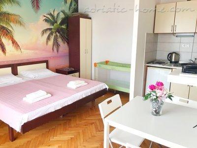 Апартаменти Zmukic (Apartman PALMA) 37615, Bijela, , Priobalni dio (Crna Gora)
