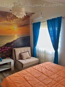 Studio apartman Zmukic (Apartman SUNSET) 37616, Bijela, , Priobalni dio (Crna Gora)