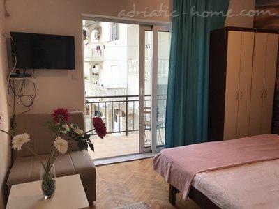 Studio apartman Zmukic (Apartman PARADISO) 37617, Bijela, , Priobalni dio (Crna Gora)