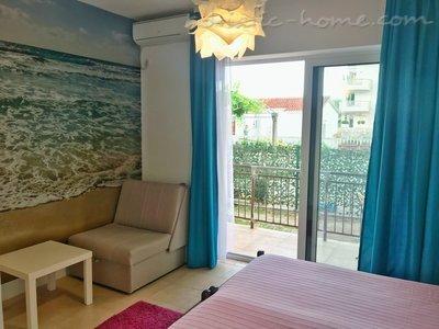 Apartamento estúdio Zmukic (Apartman MARE) 37618, Bijela, , Priobalni dio (Crna Gora)