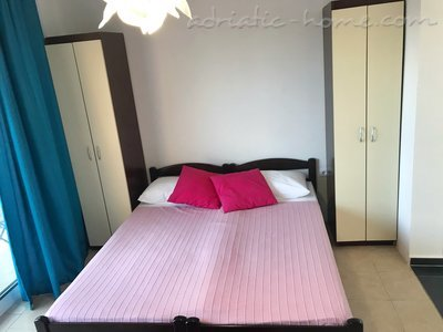 Stúdió Zmukic (Apartman MARE) 37618, Bijela, , Priobalni dio (Crna Gora)