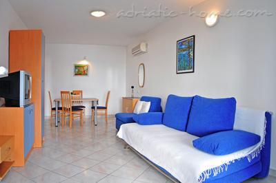 Апартаменты DEA 3 4036, Grad Hvar, Hvar, Сплит-Далмация