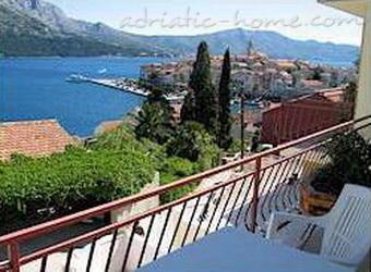 Apartmaji ADRIATIC 6200, Korčula, Korčula, Regija Dubrovnik