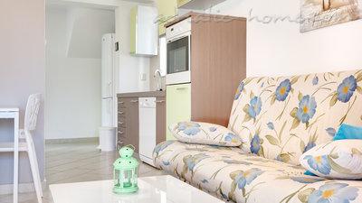 Apartamentos ATRIUM I-beach 50 meters 6588, Malinska, Krk, Primorje-Gorski Kotar