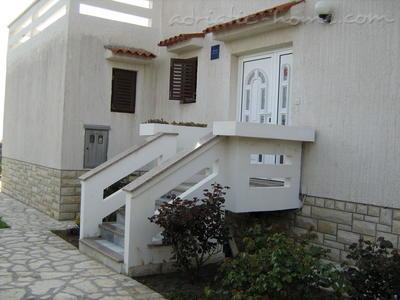 Apartamente ANTONIA IV 7487, Novalja, Pag, Rajoni i Zarës
