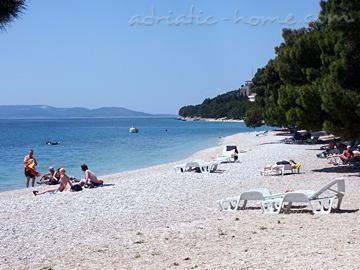 Leiligheter IRENA A2+1 (a) 8218, Tučepi, , Split-Dalmatia regionen