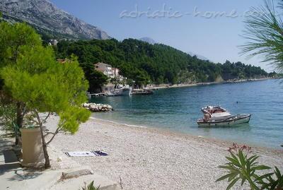 Studioleilighet DAVOR TOMAŠ 1 8334, Brela, , Split-Dalmatia regionen