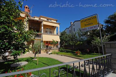 Апартаменти VILLA MARIA App Valentina 8508, Poreč, , Истрия