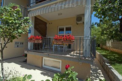 Apartmani VILLA MARIA App Valentina 8508, Poreč, , Istarska županija