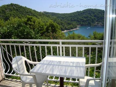 Apartmanok KRALJ II 8824, Saplunara, Mljet, Dubrovnik-Neretva megye