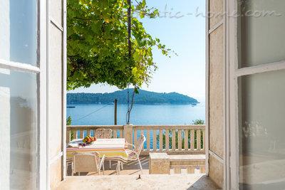 Apartments TONI - HOUSE KIRIGIN 8992, Ploče, Dubrovnik, Dubrovnik Region
