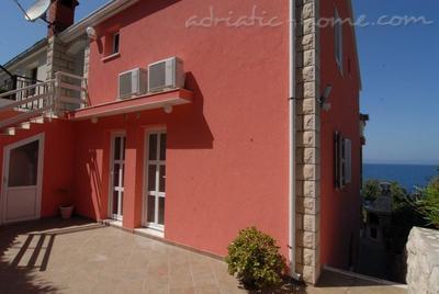 Apartmány GARIFUL-ANDRIJIĆ 9296, Prigradica, Korčula, Region Dubrovník