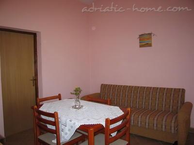 Апартаменти ZURAK 9399, Posedarje, Zadar, Задар