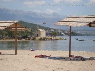 Ferienwohnungen ZURAK  II 9400, Posedarje, Zadar, Region Zadar