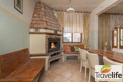 Апартаменты Hiške slovenske Istre 9708, Koper, , Приморска