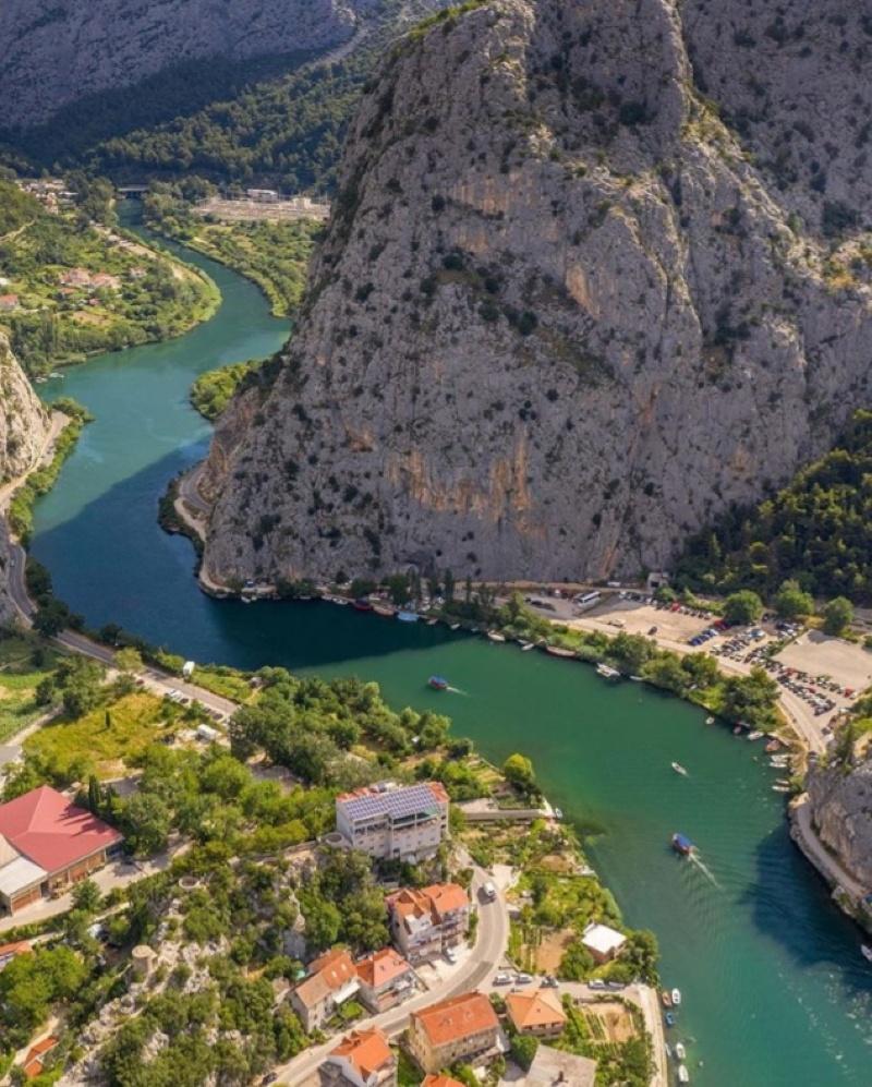 Ferienwohnungen LOVRE OKMAŽIĆ - A3 26796, Omiš, , Gespanschaft Split-Dalmatien
