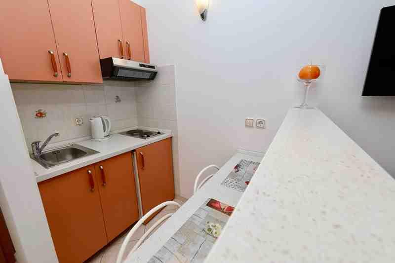 Apartamento estúdio Ribičić Brela VII 11470, Brela, , Região de Split-Dalmatia