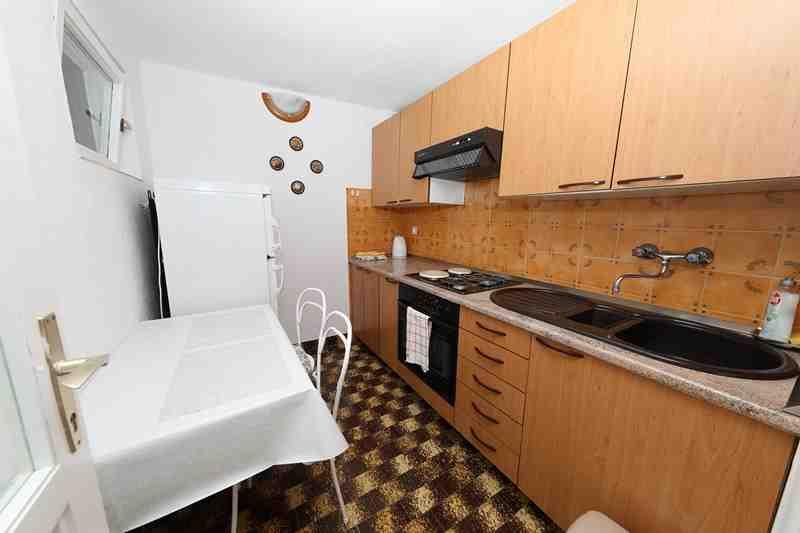 Апартаменты Apartments Ribičić Brela I 11472, Brela, , Сплит-Далмация