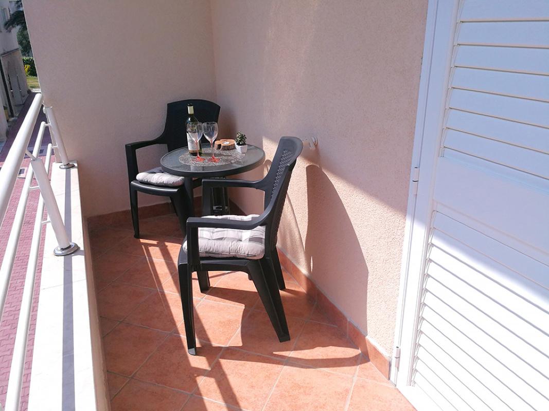 Lägenheter A2 35579, Tučepi, , Split-Dalmatien regionen