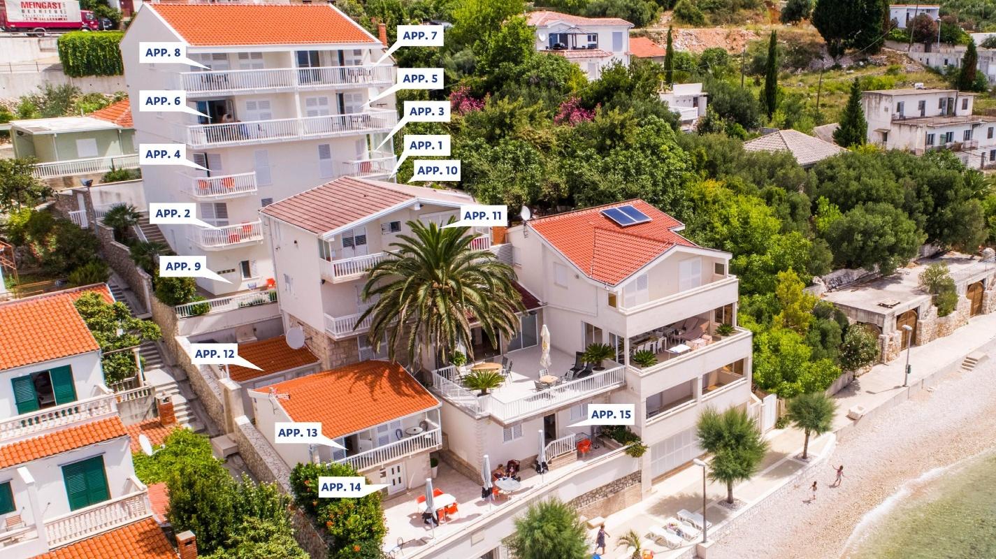 Apartman PRALAS No.1 11989, Podaca, , Splitsko-dalmatinska županija