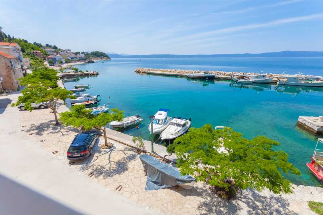 Apartments AMAZING  VIEW 15539, Drašnice, , Region Split-Dalmatia