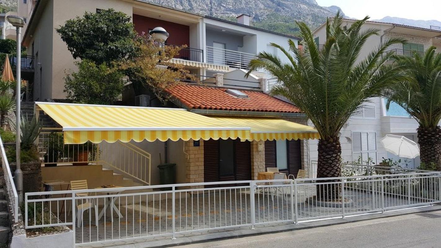 Vila  Sodan Croatia Brela house for rent with 5 rooms 1857, Brela, , Splitsko-dalmatinska županija