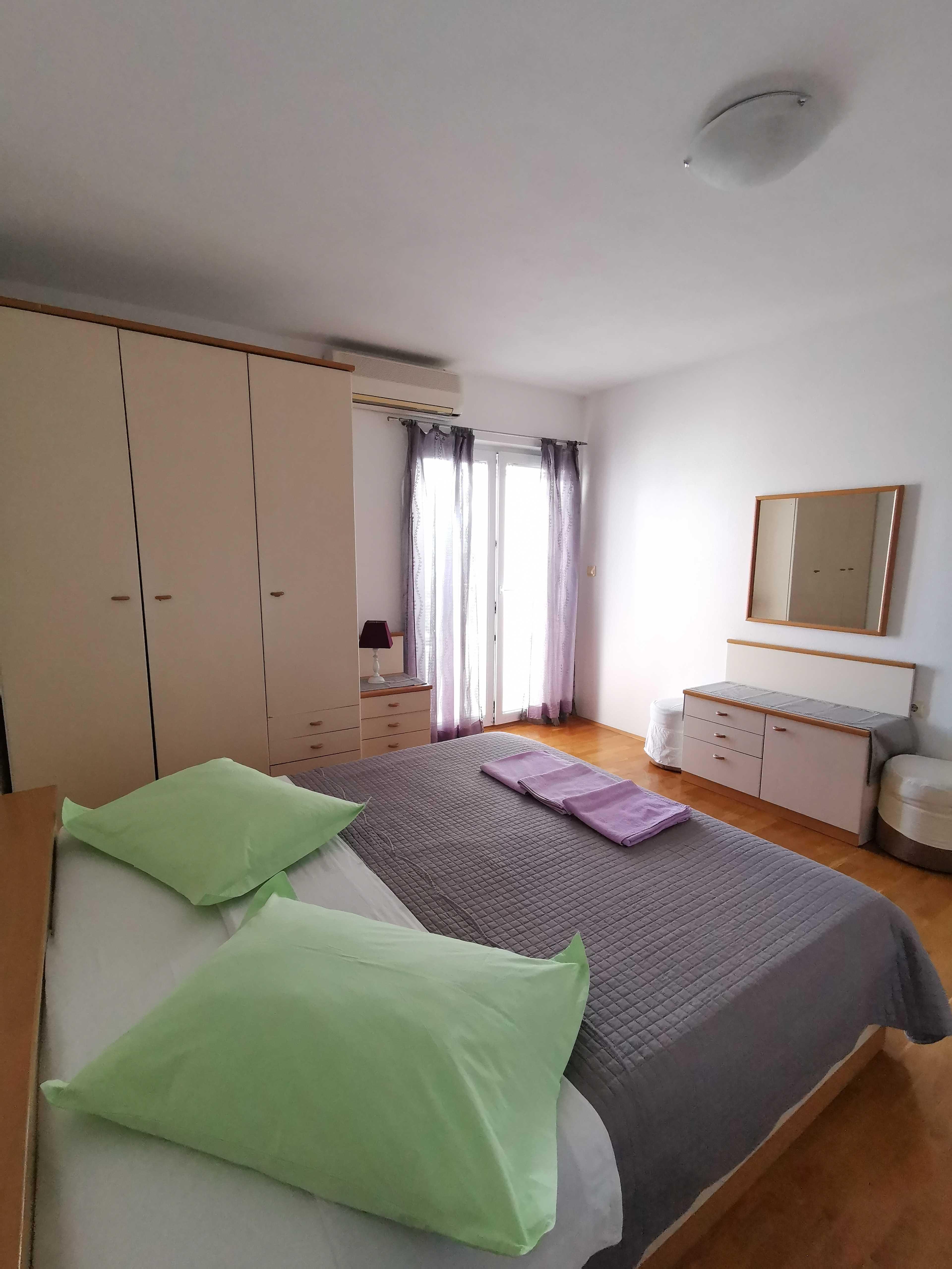 Апартаменты Moso  A5+2 21104, Tučepi, , Сплит-Далмация