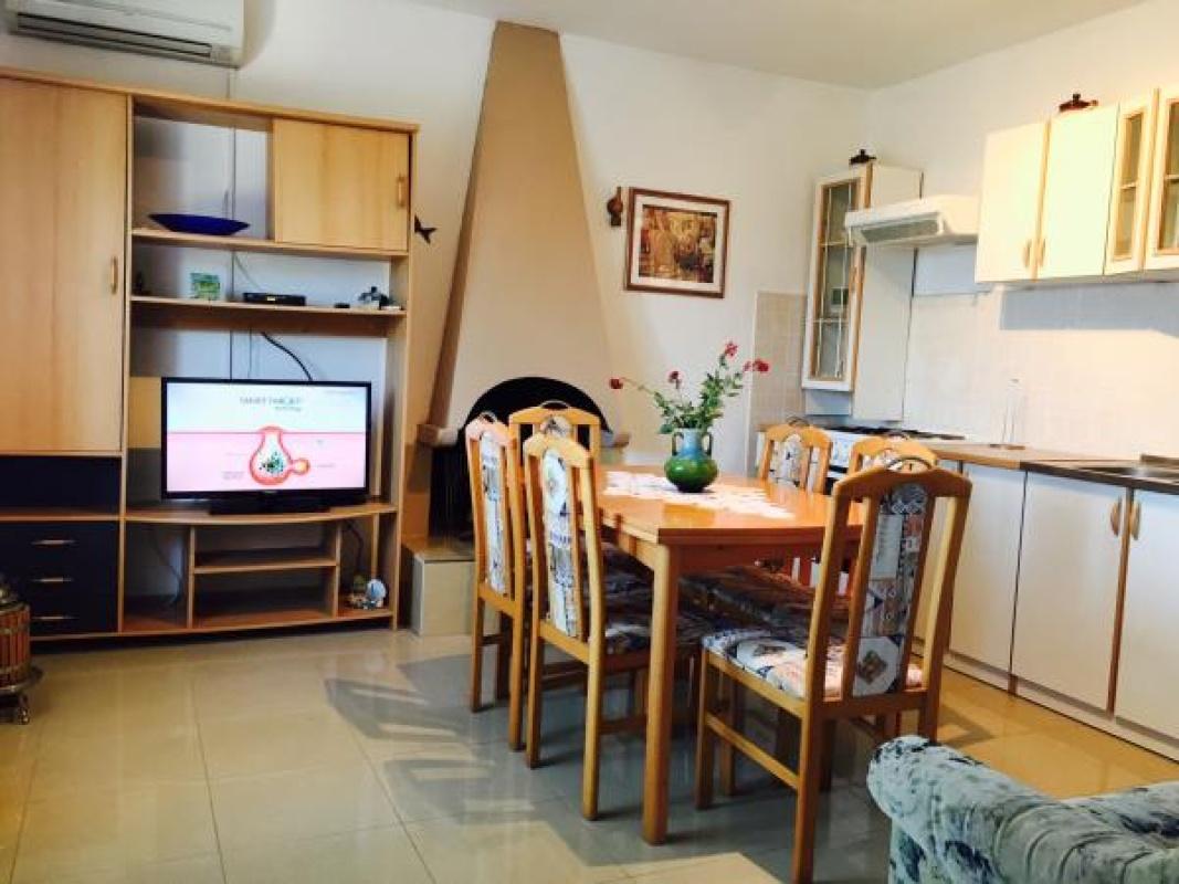 Apartment (4+0) Prižba, Blato, Kroatien