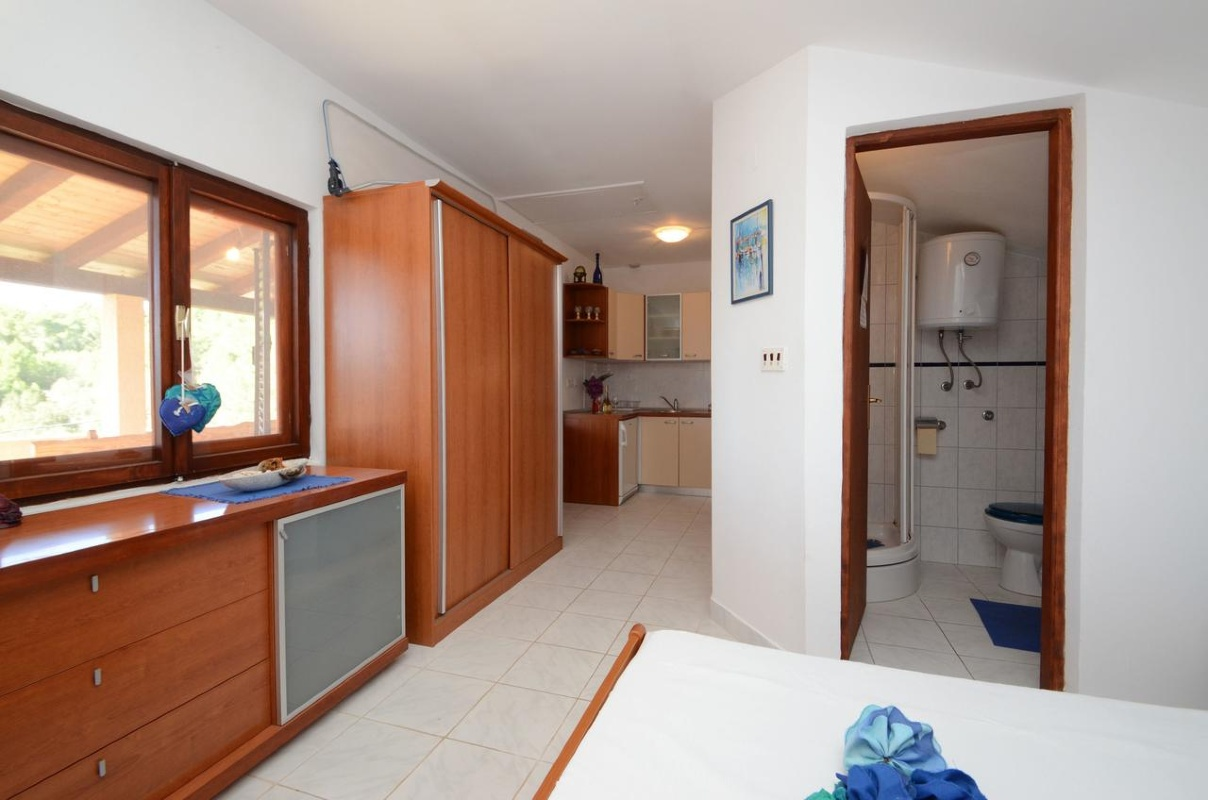 Студио Апартамент  TANJA 37601, Vela luka, Korčula, Дубровник-Неретва