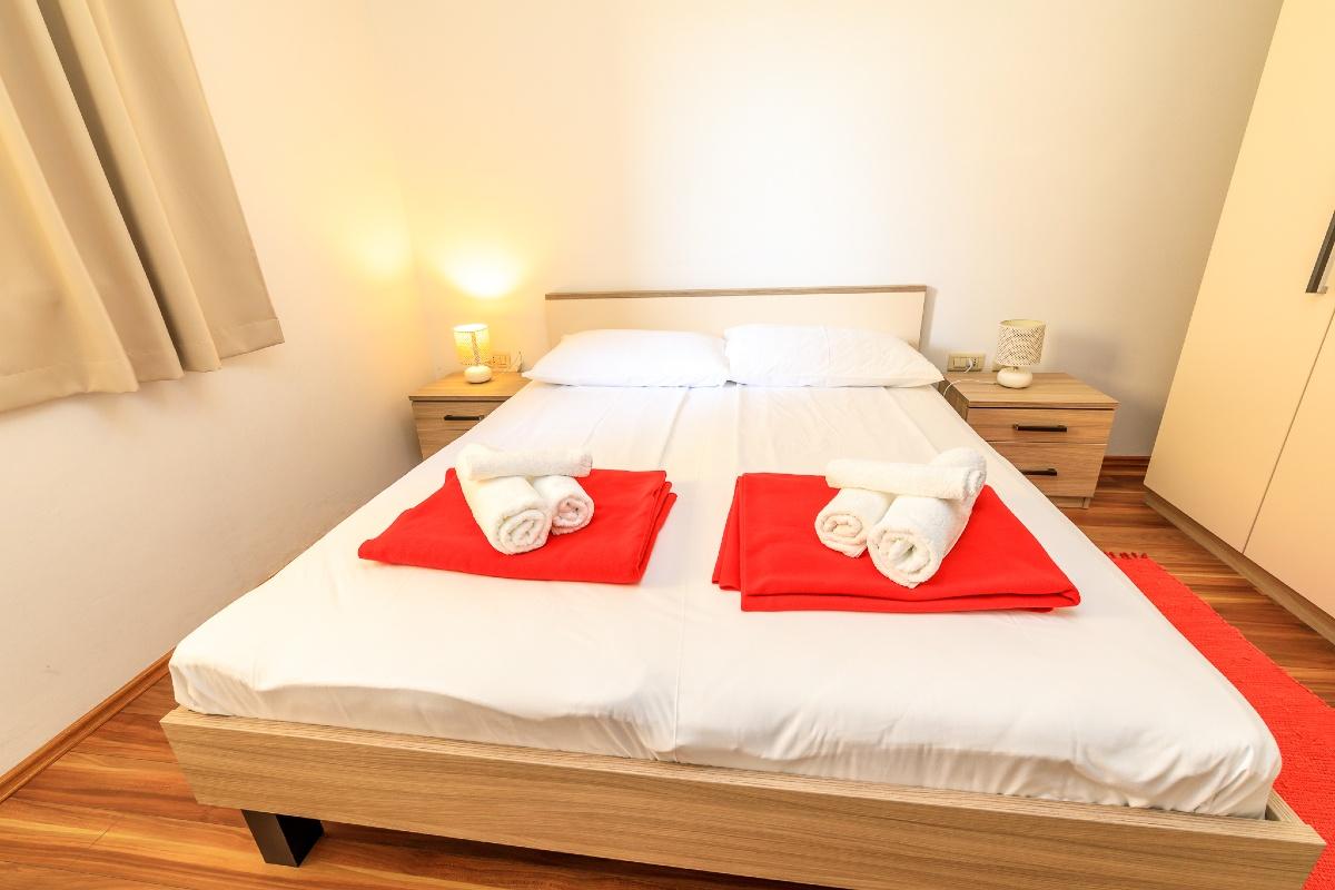Apartamentos Ulix 4+2 36511, Brela, , Região de Split-Dalmatia
