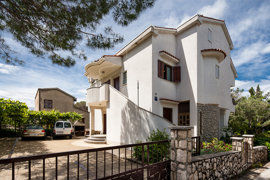 Apartments Domeni 37281, Punat, Krk, Kvarner Region