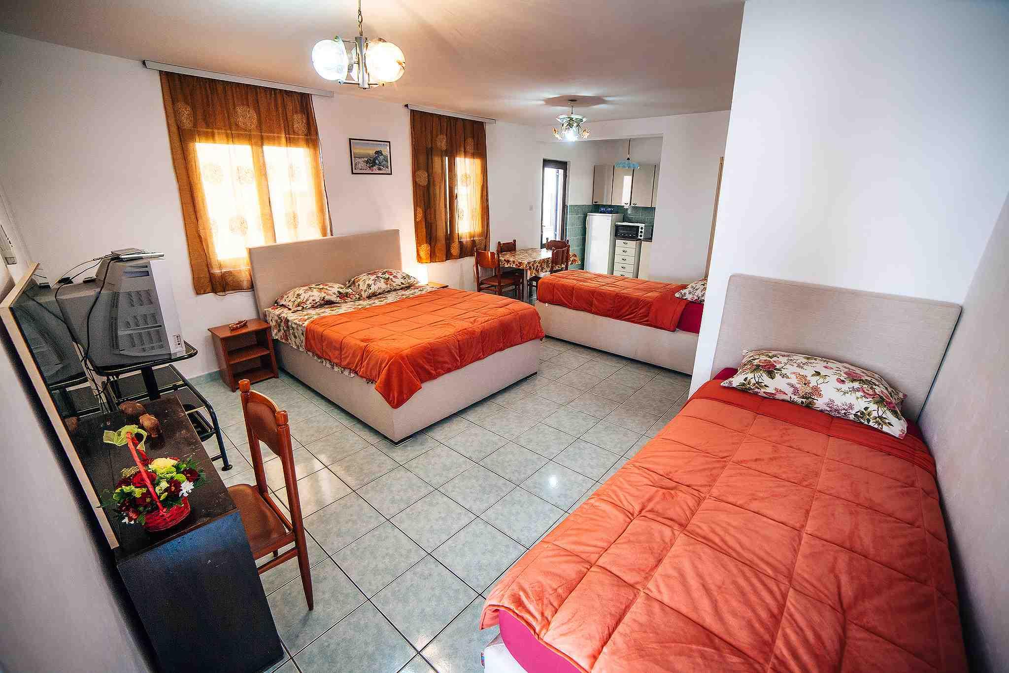 Appartementen Mary 50003, Budva, , Priobalni dio (Crna Gora)
