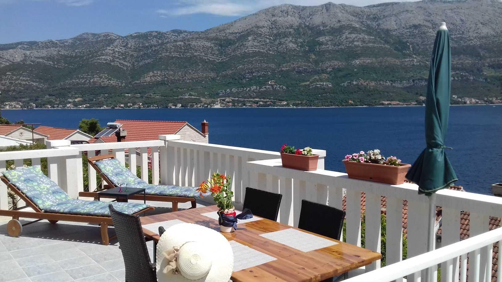 Apartamenty Mali Tare 50010, Korčula, Korčula, Region Dubrovnik