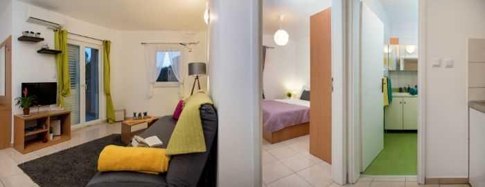Aпартамент Villa Mare - Stoncica 50074, Komiža, Vis, Сплит-Далмация