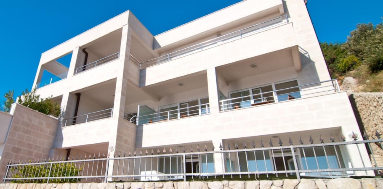 Апартаменты VILLA KATARINA II 7193, Babin kuk/Lapad, Дубровник, Регион Дубровник