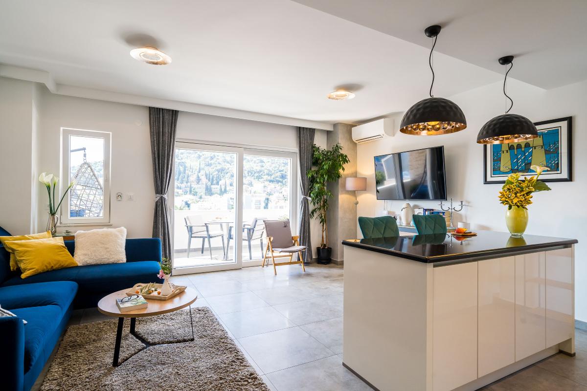 Apartamente SWALLOWS NEST 1 5815, Lapad, Dubrovnik, Regiunea Dubrovnic-Neretva